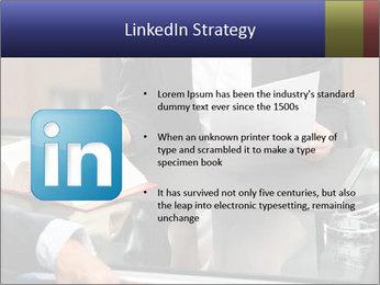 Female lawyer PowerPoint Template - Slide 12
