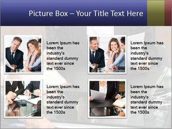 Female lawyer PowerPoint Template - Slide 14