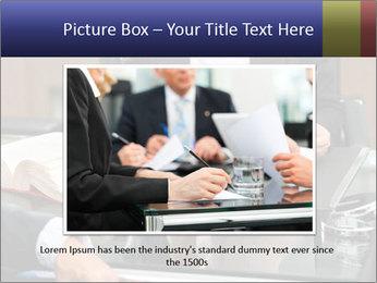 Female lawyer PowerPoint Template - Slide 15