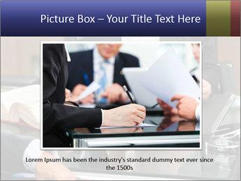 Female lawyer PowerPoint Template - Slide 16