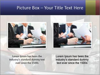 Female lawyer PowerPoint Template - Slide 18