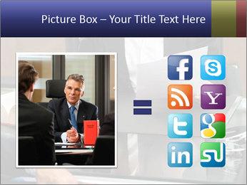 Female lawyer PowerPoint Template - Slide 21