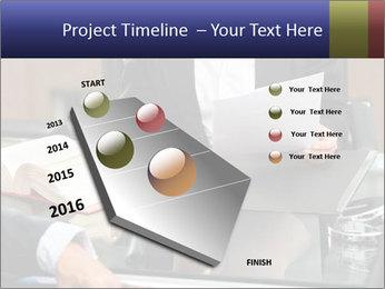 Female lawyer PowerPoint Template - Slide 26