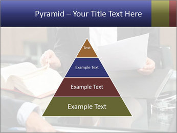Female lawyer PowerPoint Template - Slide 30