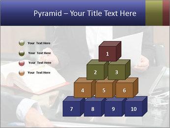 Female lawyer PowerPoint Template - Slide 31