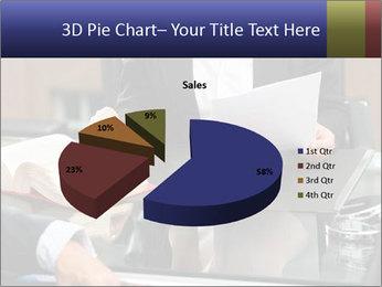 Female lawyer PowerPoint Template - Slide 35