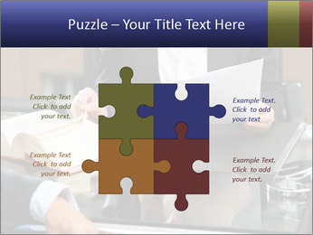 Female lawyer PowerPoint Template - Slide 43