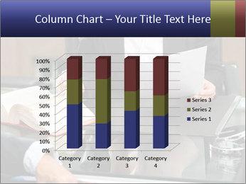 Female lawyer PowerPoint Template - Slide 50