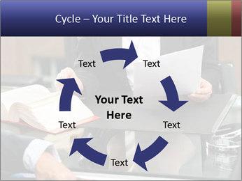Female lawyer PowerPoint Template - Slide 62