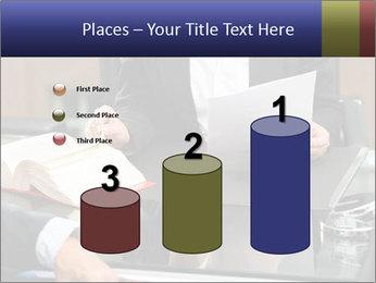 Female lawyer PowerPoint Template - Slide 65