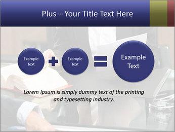 Female lawyer PowerPoint Template - Slide 75
