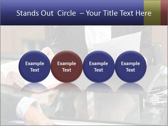 Female lawyer PowerPoint Template - Slide 76