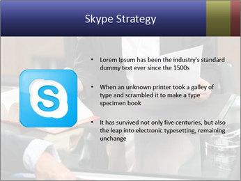 Female lawyer PowerPoint Template - Slide 8