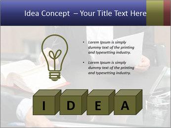 Female lawyer PowerPoint Template - Slide 80