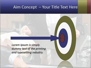 Female lawyer PowerPoint Template - Slide 83