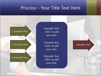 Female lawyer PowerPoint Template - Slide 85