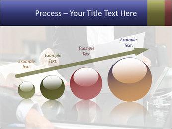 Female lawyer PowerPoint Template - Slide 87