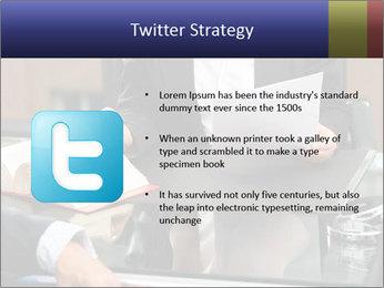 Female lawyer PowerPoint Template - Slide 9