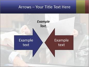 Female lawyer PowerPoint Template - Slide 90