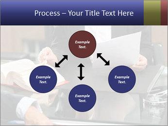 Female lawyer PowerPoint Template - Slide 91