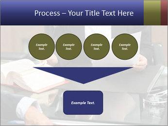 Female lawyer PowerPoint Template - Slide 93