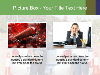 The instructor congratulates PowerPoint Template - Slide 18