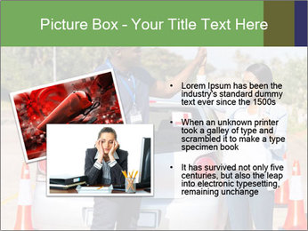 The instructor congratulates PowerPoint Template - Slide 20