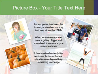 The instructor congratulates PowerPoint Template - Slide 24
