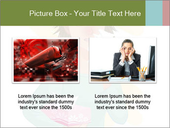 Girl is sick PowerPoint Template - Slide 18