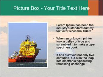 The tourist tin sunset PowerPoint Template - Slide 13