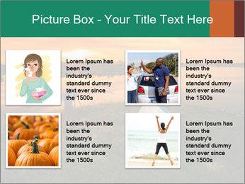 The tourist tin sunset PowerPoint Template - Slide 14