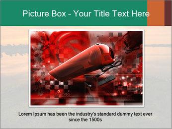 The tourist tin sunset PowerPoint Template - Slide 15