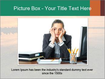 The tourist tin sunset PowerPoint Template - Slide 16
