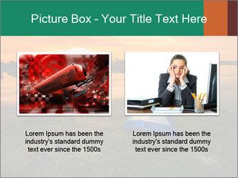 The tourist tin sunset PowerPoint Template - Slide 18