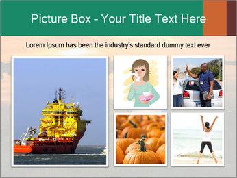 The tourist tin sunset PowerPoint Template - Slide 19