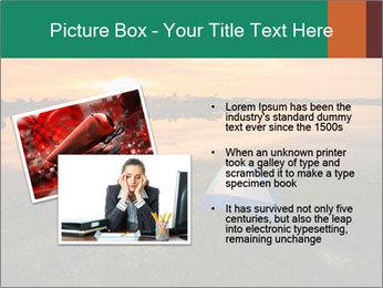 The tourist tin sunset PowerPoint Template - Slide 20