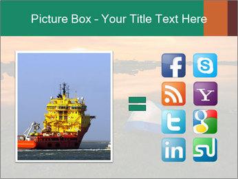 The tourist tin sunset PowerPoint Template - Slide 21
