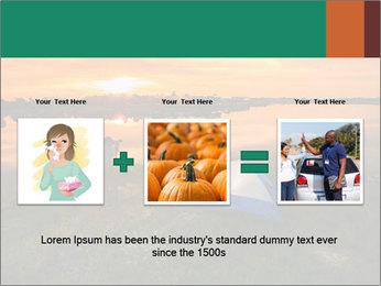The tourist tin sunset PowerPoint Template - Slide 22