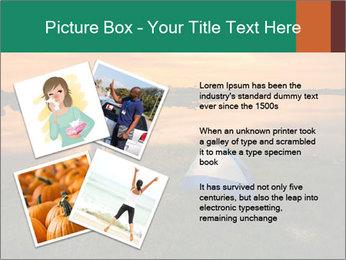 The tourist tin sunset PowerPoint Template - Slide 23