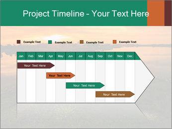 The tourist tin sunset PowerPoint Template - Slide 25