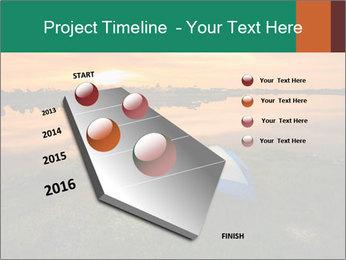 The tourist tin sunset PowerPoint Template - Slide 26
