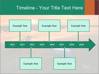 The tourist tin sunset PowerPoint Template - Slide 28