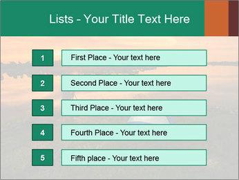 The tourist tin sunset PowerPoint Template - Slide 3