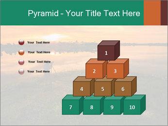 The tourist tin sunset PowerPoint Template - Slide 31