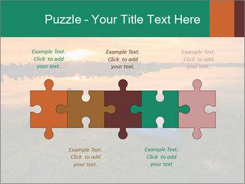The tourist tin sunset PowerPoint Template - Slide 41