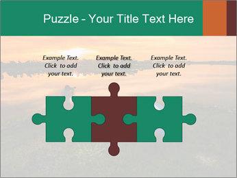 The tourist tin sunset PowerPoint Template - Slide 42