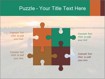 The tourist tin sunset PowerPoint Template - Slide 43