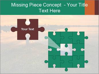 The tourist tin sunset PowerPoint Template - Slide 45