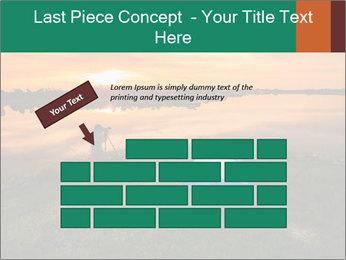 The tourist tin sunset PowerPoint Template - Slide 46