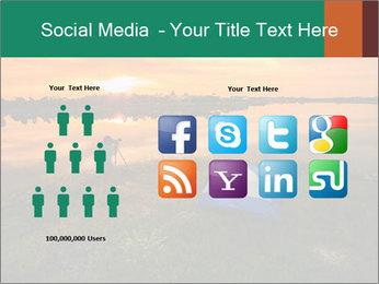 The tourist tin sunset PowerPoint Template - Slide 5
